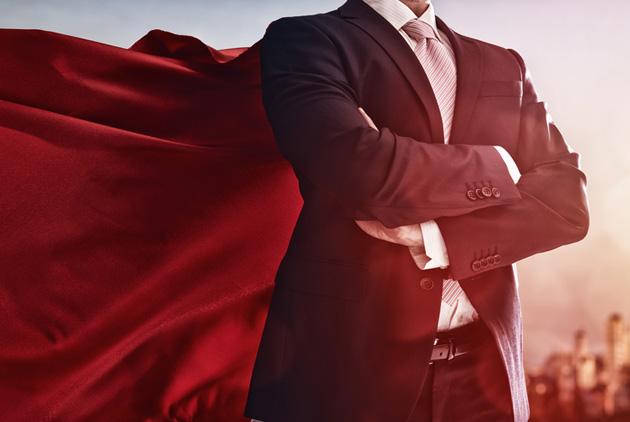 如果謙虛人是最棒的領導者,為何我們老愛自戀的超級英雄?