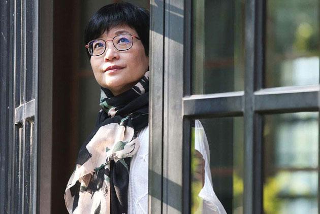 張曼娟:陪伴父母的老去 就是預習自己的...