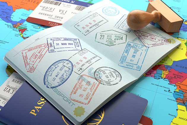世上最酷的護照戳章在哪裡?