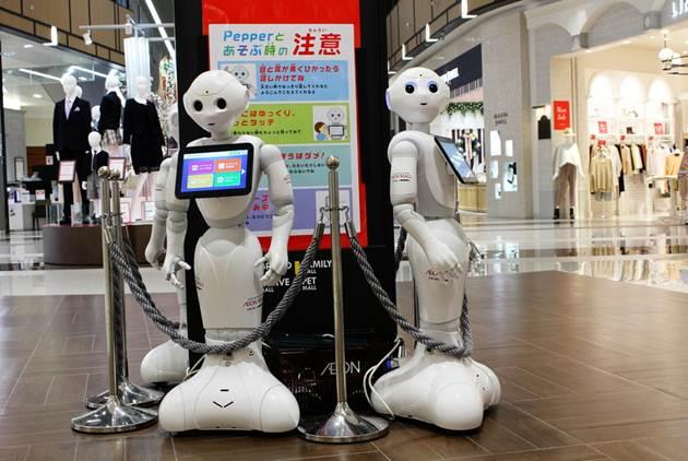 告訴你一個壞消息:機器人不會取代你