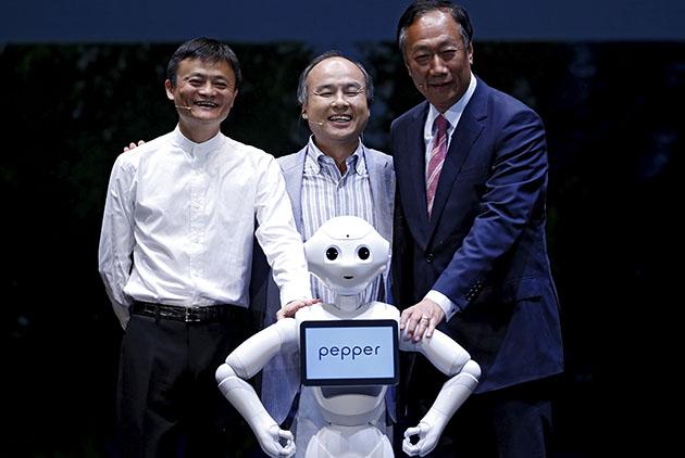 狂掃關鍵技術 郭台銘的AI大野心