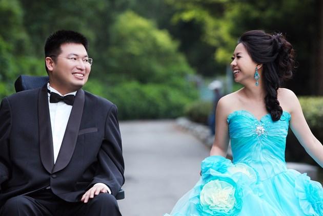 潛水鐘與蝴蝶台灣版 他倆重新定義愛