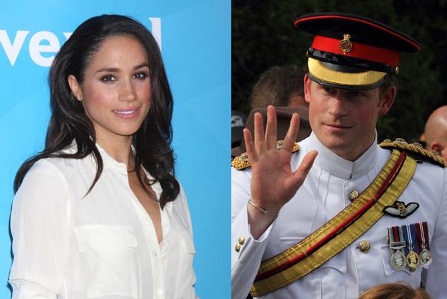 梅根馬克爾 不只是哈利王子的女朋友