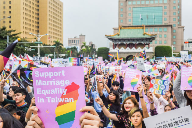 Opinion: Taiwan Voted against LGBT Equality, But All is Not Lost