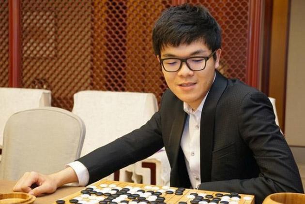 決戰AlphaGo 柯潔:停止呼吸前,我的傳...