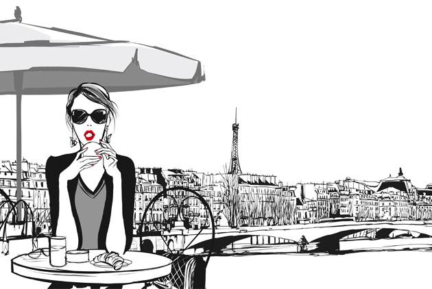 巴黎女人時尚基因 這8樣單品必備