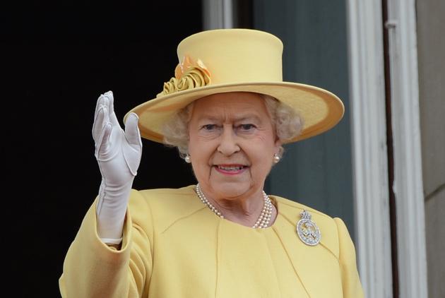 英國女王也追劇?