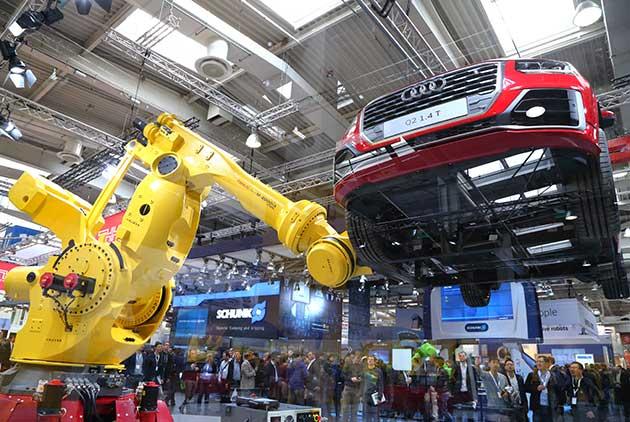 【工業4.0】人類工業再演進 三大改變發生中