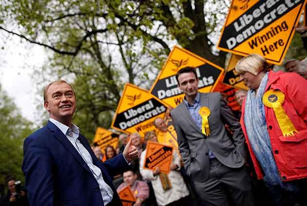 英國大選,消失的中間派