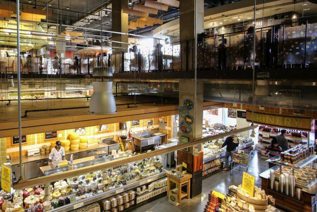 科技巨頭買超市  亞馬遜連蘿蔔都想賣給你