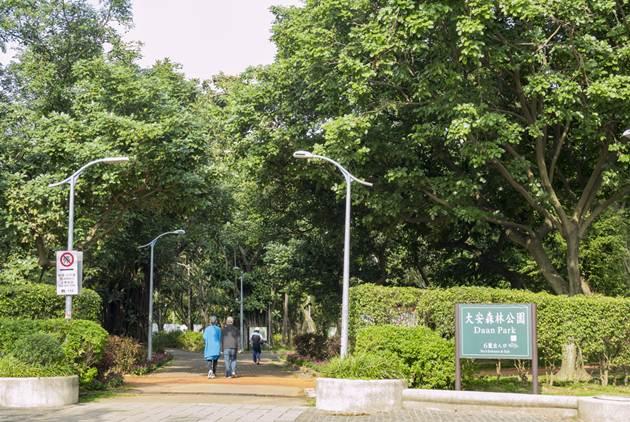 【數據看天下】 台北「真正」的綠地在哪裡?NAS...