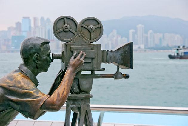 李展鵬:香港電影中的九七寓言