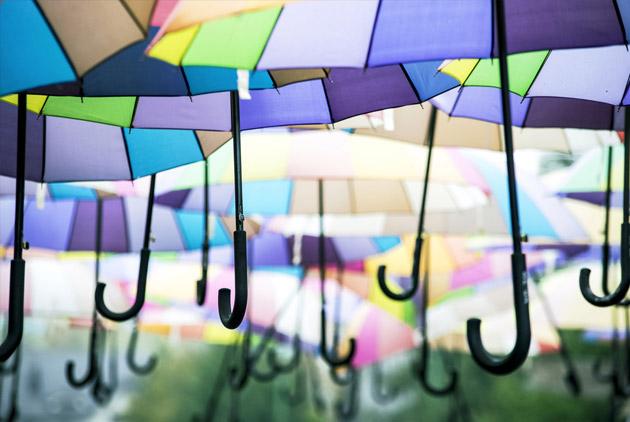 30萬把雨傘掉光光 共享雨傘為什麼行不通?