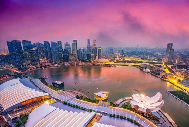 「智慧國家」代價高 新加坡教育開支變2倍