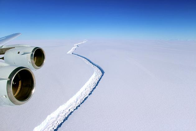 全球百大企業大作戰:搶救南極冰山