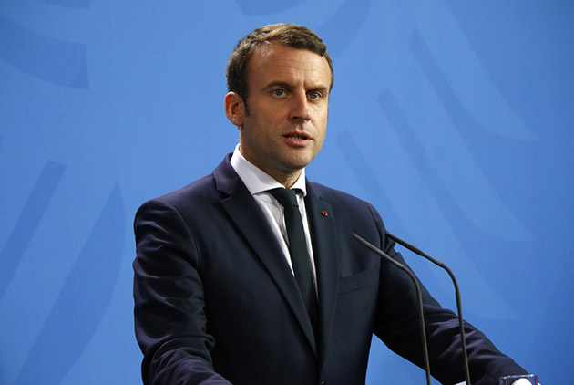 南方朔:政治素人馬克宏 帶來法國新秩序