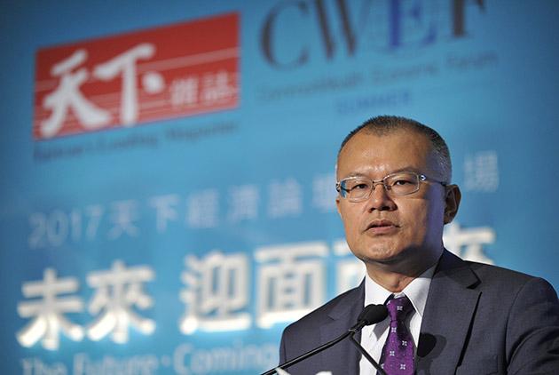 簡禎富:「工業3.5」混搭風 最適合台灣產業