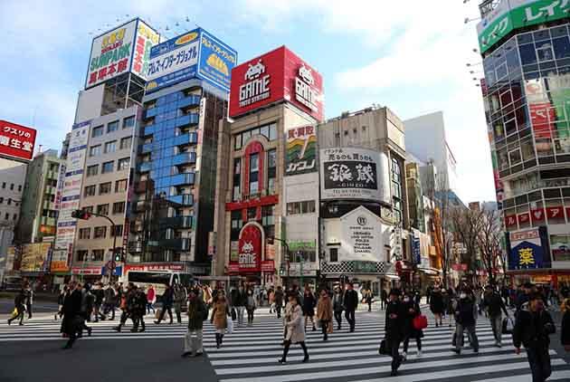 日本通膨不振:要怪亞馬遜