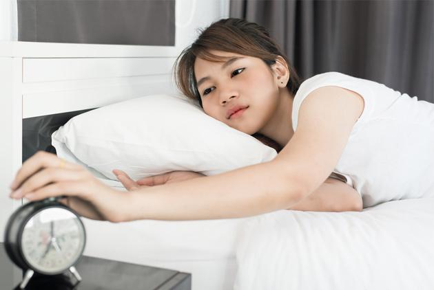 不靠安眠藥 治療失眠的6種方法