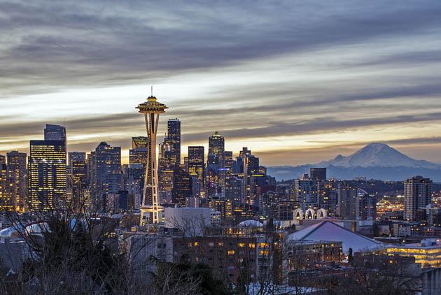 【數據看天下】西雅圖取代矽谷聖荷西 全美軟體人才第一大淘金地