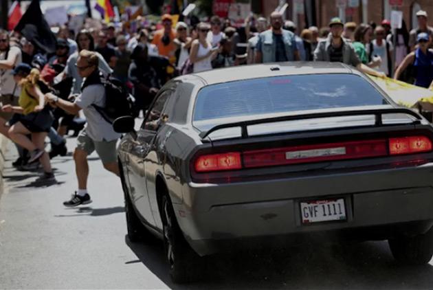 美國白人至上本土恐怖主義 川普失聲