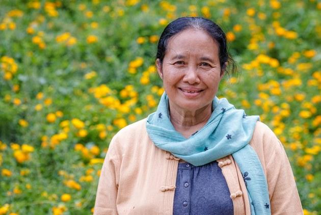 「緬甸德蕾莎」辛西雅醫師 在泰緬邊境改...