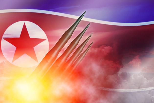 北韓洲際彈道導彈發射台 教授:中國製造