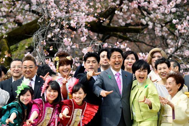 安倍三支箭沒漏氣  日本G7成長最快