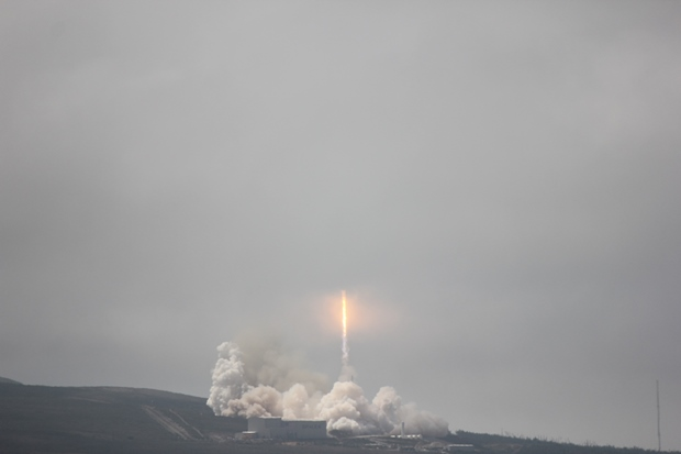 Taiwan Launches Its First Home-Grown Satellite