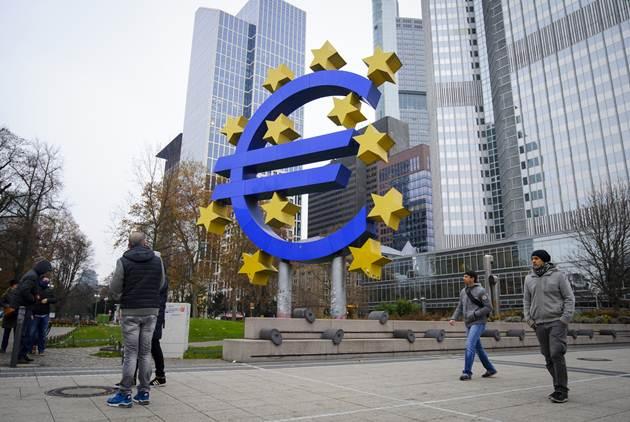 歐元今年是在強什麼?