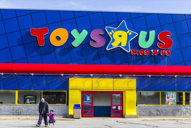 與亞馬遜合作 為什麼反而害了玩具反斗城?