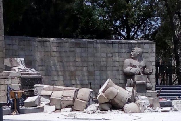 又震!墨西哥7.1級強震,逾百人死亡