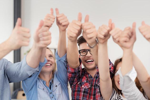 超狂幸福企業 每年8.5萬人投履歷
