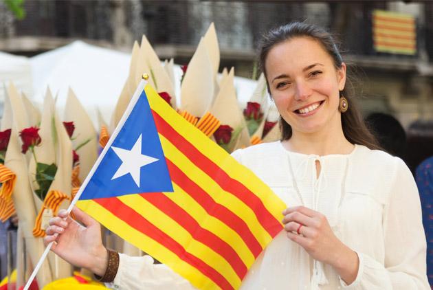 加泰隆尼亞公投 歐洲將誕生一個新的國家?