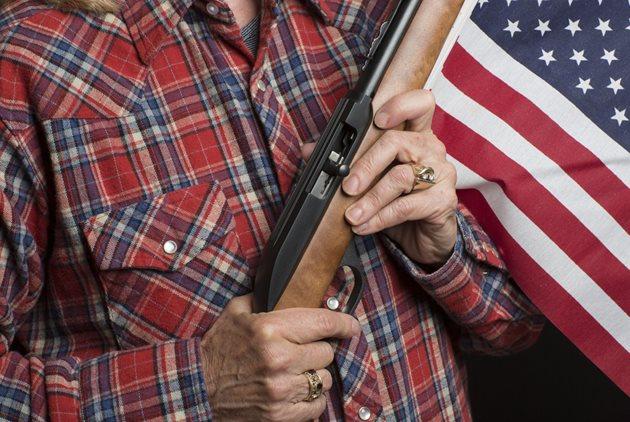 擁槍是「天賦人權」——美國人為什麼如此迷戀槍?