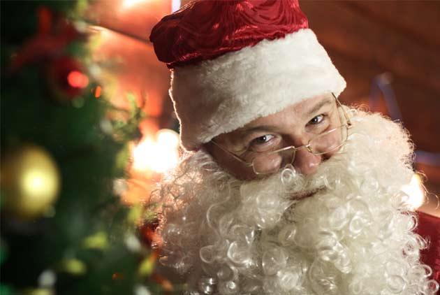 學者:聖誕老人真的存在,不過他死在土耳...