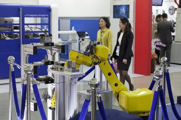 為何台灣工具機出口大幅成長?成也中國敗...