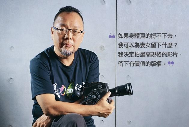 台灣首席3D導演 他失去一眼一耳,卻拍出更完整的台灣