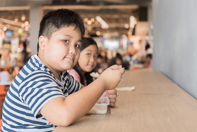 全球青少年肥胖率40年大躍進