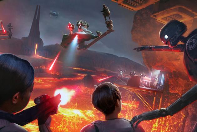 星戰主角換你當!迪士尼如何把體驗做到極致?