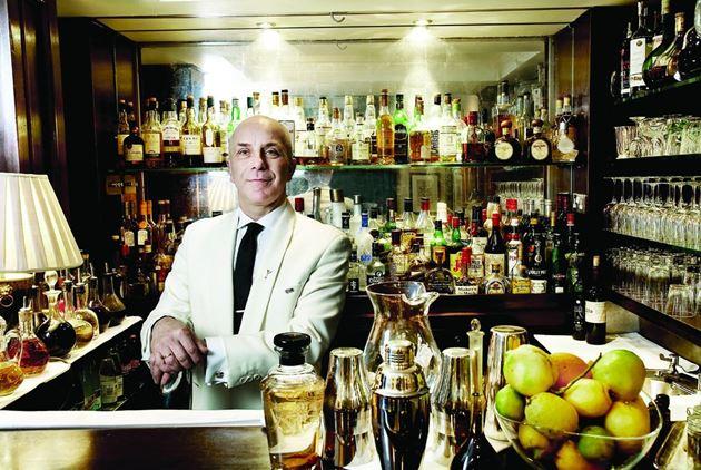 到倫敦窩酒吧:來一杯007專屬調酒,電影沒說的諜影迷情
