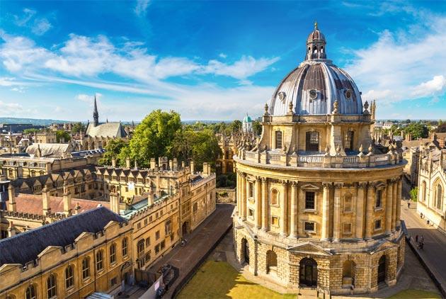 在牛津學到,為了過更好的人生須具備「四種忍耐力」