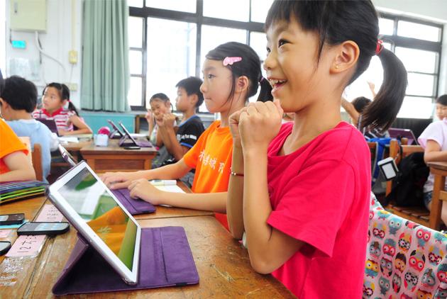 用資通訊科技翻轉教育,讓學生適性發展培...