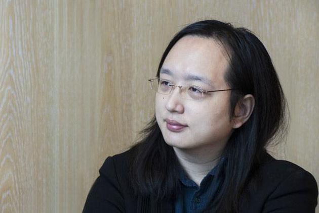 唐鳳專訪:從小到大,老師總愛拿我來「激...