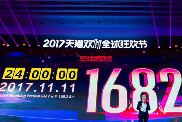 Startling Statistics from Singles' Day