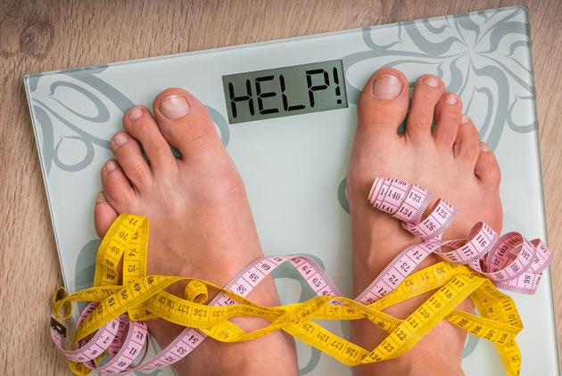 中年體重變胖 根本不該怪代謝變慢