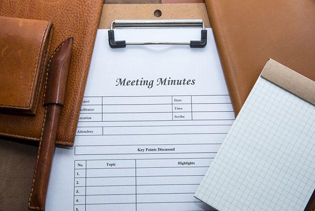 超實用指南》英文會議記錄怎麼寫