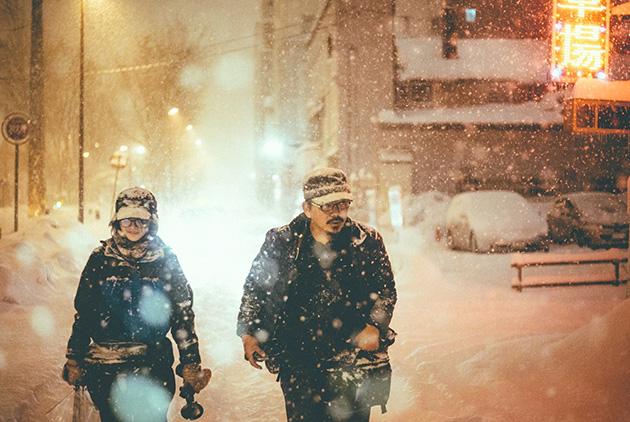 【故事森林 王村煌專欄】零下20度的鏡頭 讓日本對台灣刮目相看