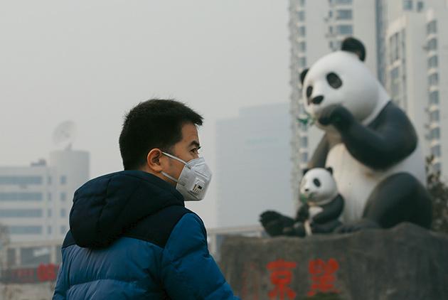 中國力抗空污 卻凍壞人民