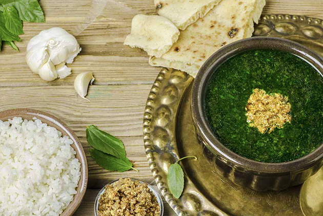 The Secret Relation Between an Arabian Dish and Taiwan's